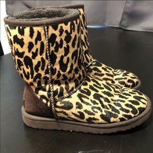 UGGs Cheetah Print